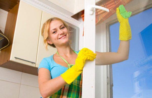 Как ухаживать за ламинированными пластиковыми окнами