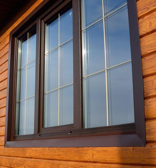 Окно с раскладкой