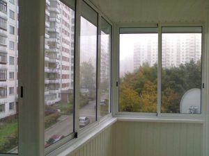 Балкон алюминиевый 3x2,12 арт. 22б в г. одинцово - объявлени.