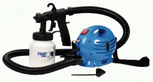 Пульверизатор (также известный как краскопульт) с компрессором