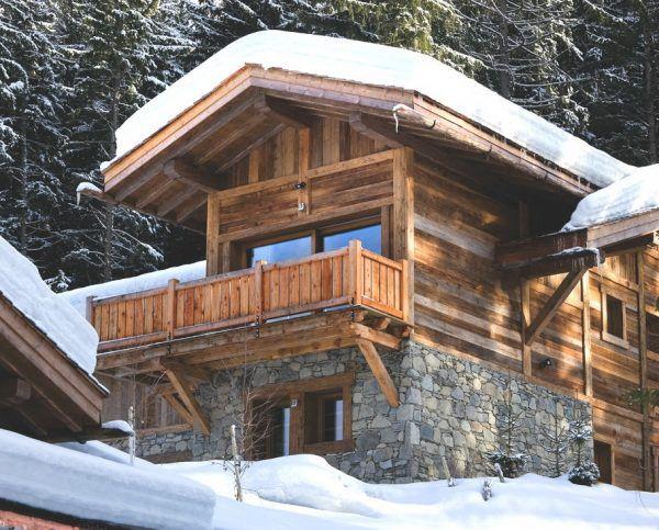 Шале изначально – маленький домик в альпийском стиле