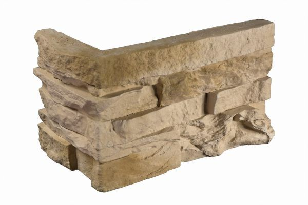 Угловой элемент из искуственного камня