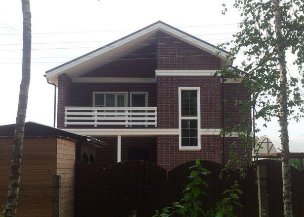 Установлены перила на балконе