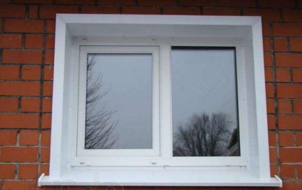 Как правильно сделать откосы на пластиковые окна