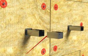 Шаг 15 – установка соединительного элемента «салазки»