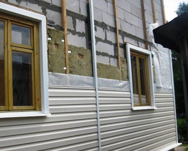 Какой сайдинг больше подходит для отделки стен дома? Виды сайдинга