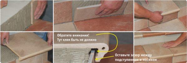 Инструкция по монтажу клинкерной плитки