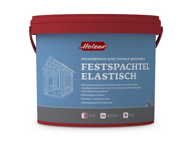 Шпатлевка Holzer Festspachtel Elastisch