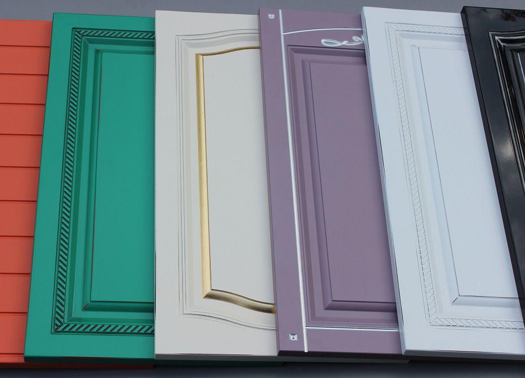 Покрасить фасады из мдф своими руками