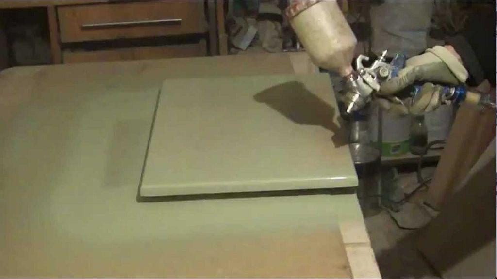 Перекрасить мебель из мдф своими руками