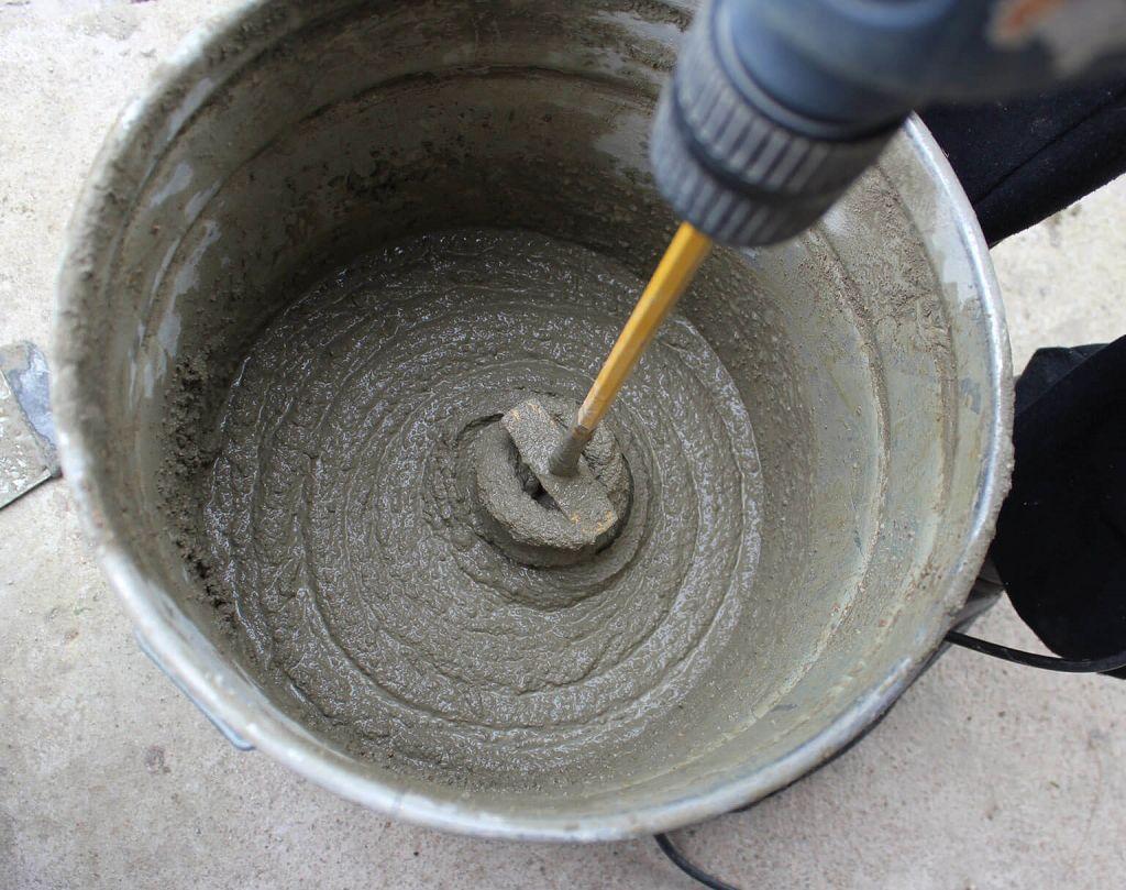 Как приготовить цементную штукатурку своими руками 9