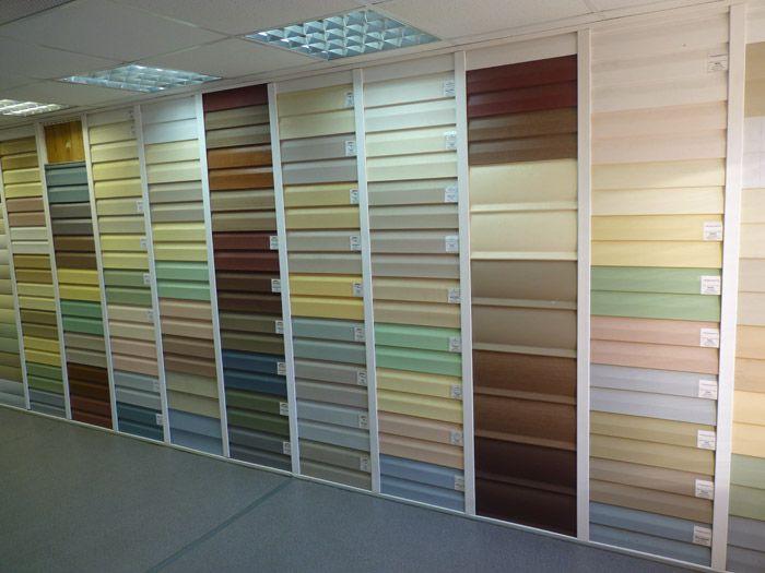 Разнообразие цветовой гаммы сайдинга
