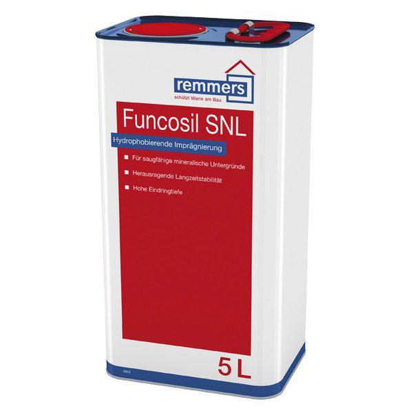 Реммерс Функосил SNL (Remmers Funcosil SNL)