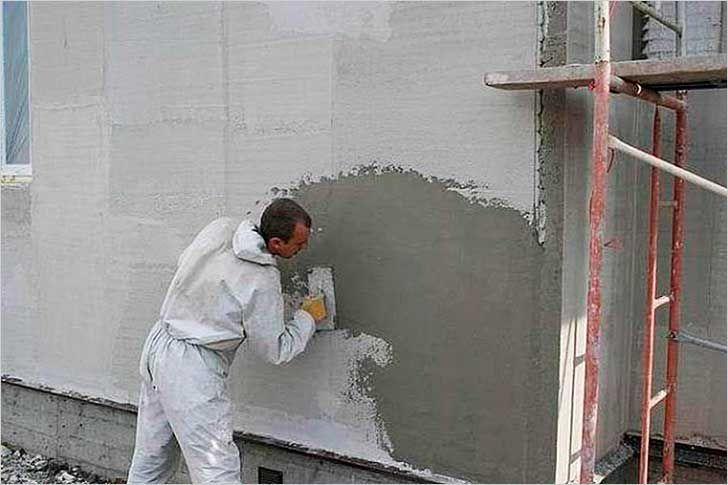 Штукатурка стен своими руками подробная полная инструкция