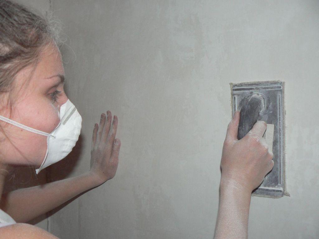 Финишное оштукатуривание стен своими руками 21