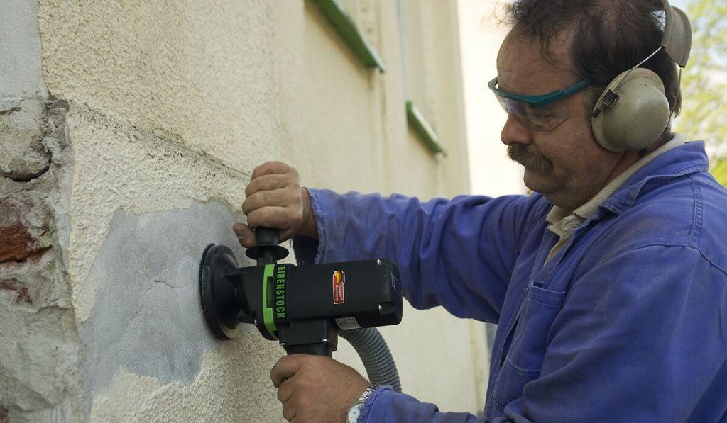 Подготовка фасада к отделке