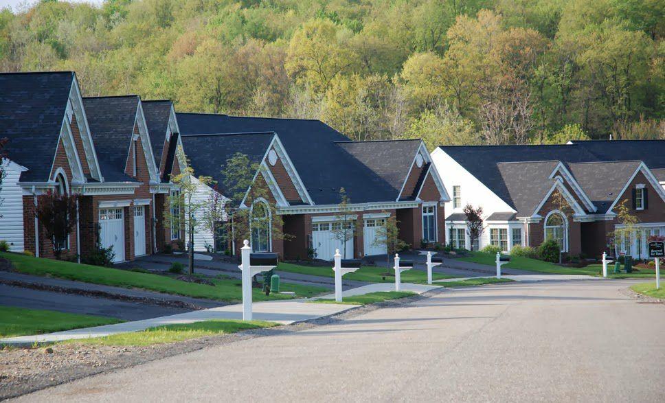 Частные дома в американском стиле