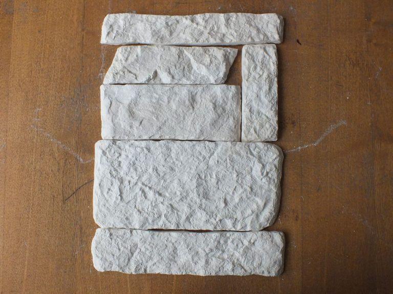 Из чего сделать форму для декоративного камня своими руками