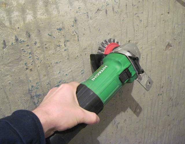 Как очистить стены