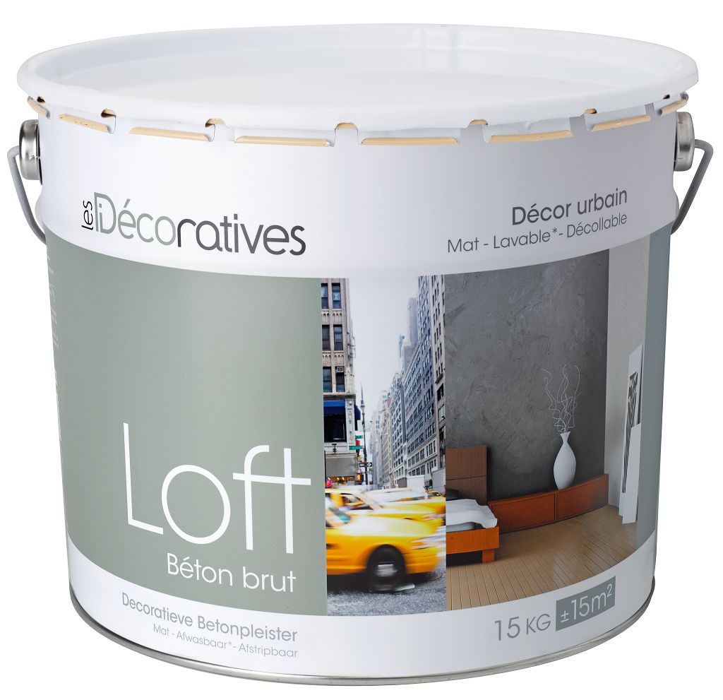 Loft-Beton