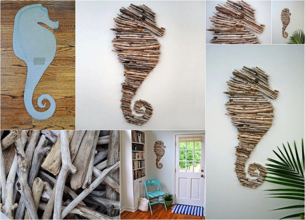 Такой декор уместен на стенах и внутри дома, и снаружи