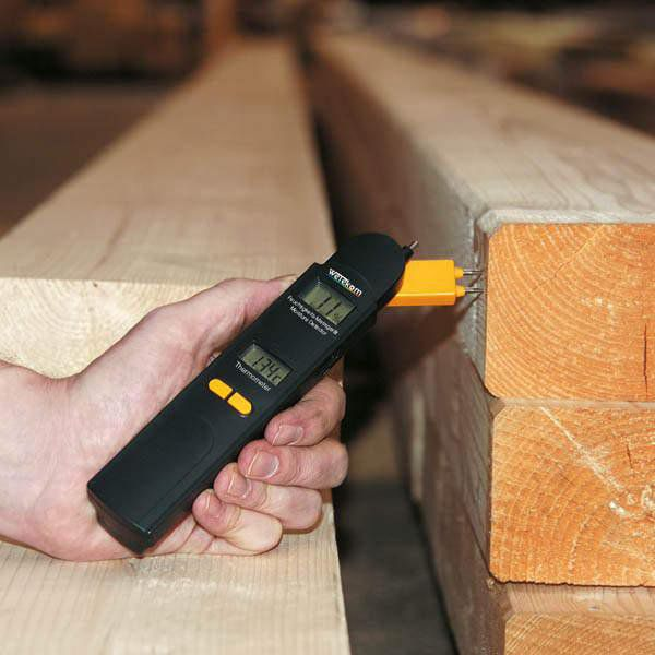 Влагомер древесины
