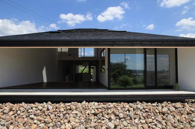 Японский минимализм или искусство строительства домов на очень маленьких участках
