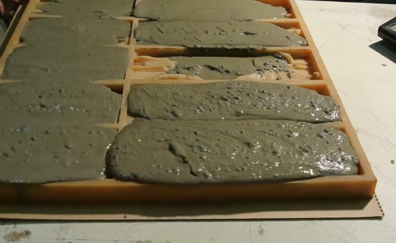 Как изготовить формы для искусственного камня своими руками 31