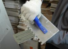 Клей для натурального камня для наружных работ