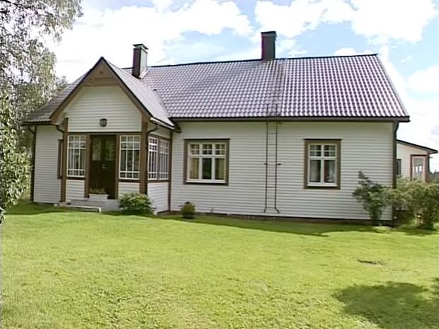 Дом после реставрации