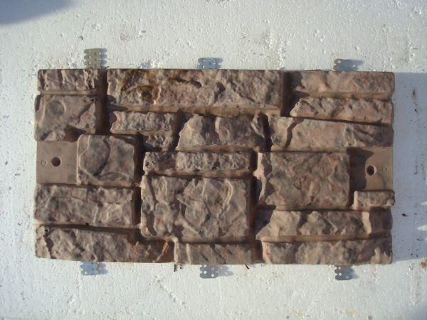 Расстояния между кляймерами плитки могут не совпадать с размерами утеплителей
