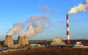 Выбросы предприятий, в том числе котельных и ТЭЦ