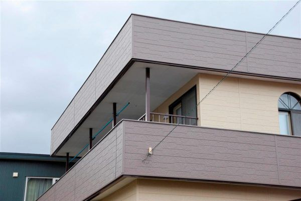 Фасадные панели NISSHIN, Япония