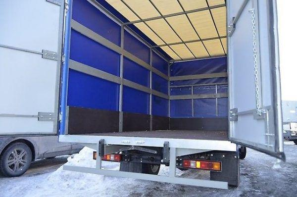 Подходящий кузов для транспортировки финишной планки и прочих доборных элементов