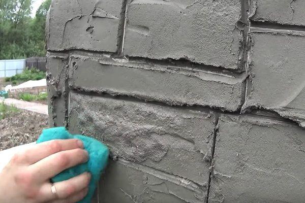 Пример готовой текстуры