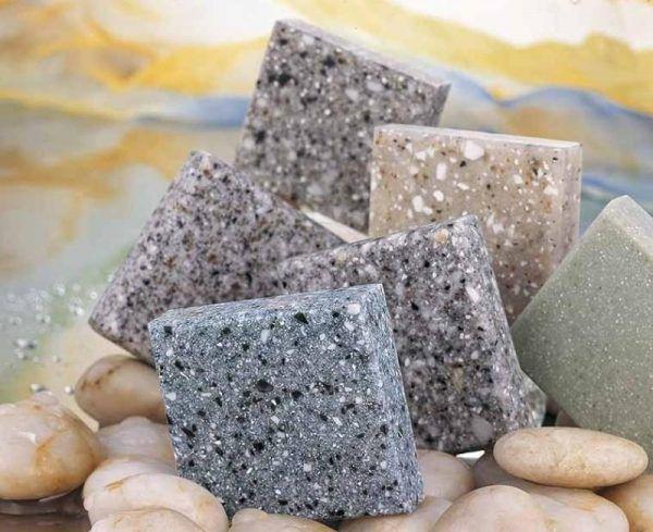 Выбор искусственного камня